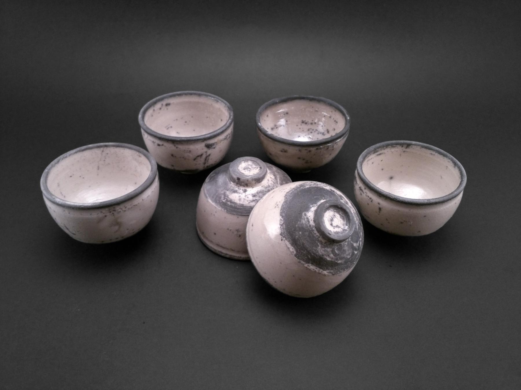 Sake Cups - Ildikó Károlyi