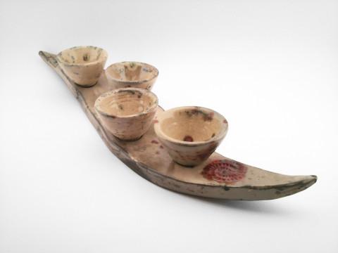 Sake Boat - Ildikó Károlyi