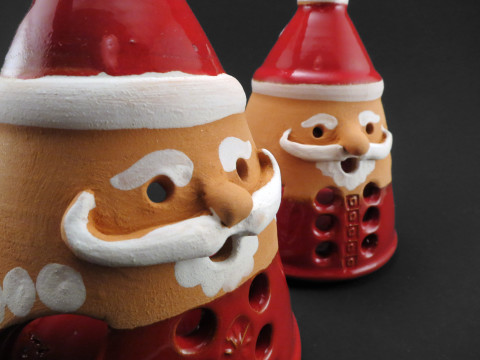 Santa Claus Closeup - Ildikó Károlyi