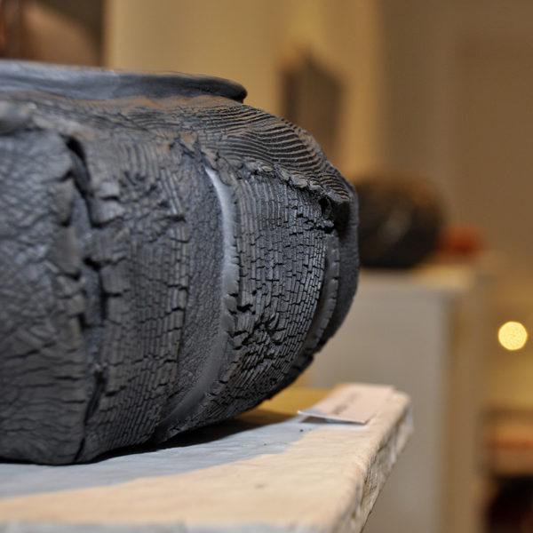 Lávamezők - Tapintható univerzumok: egyéni kiállítás Suttogógömbökkel
