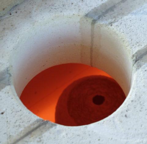 A Whisperig Globe in the Kiln - 1st International Ceramic Symposium in Salento and Raku Workshop