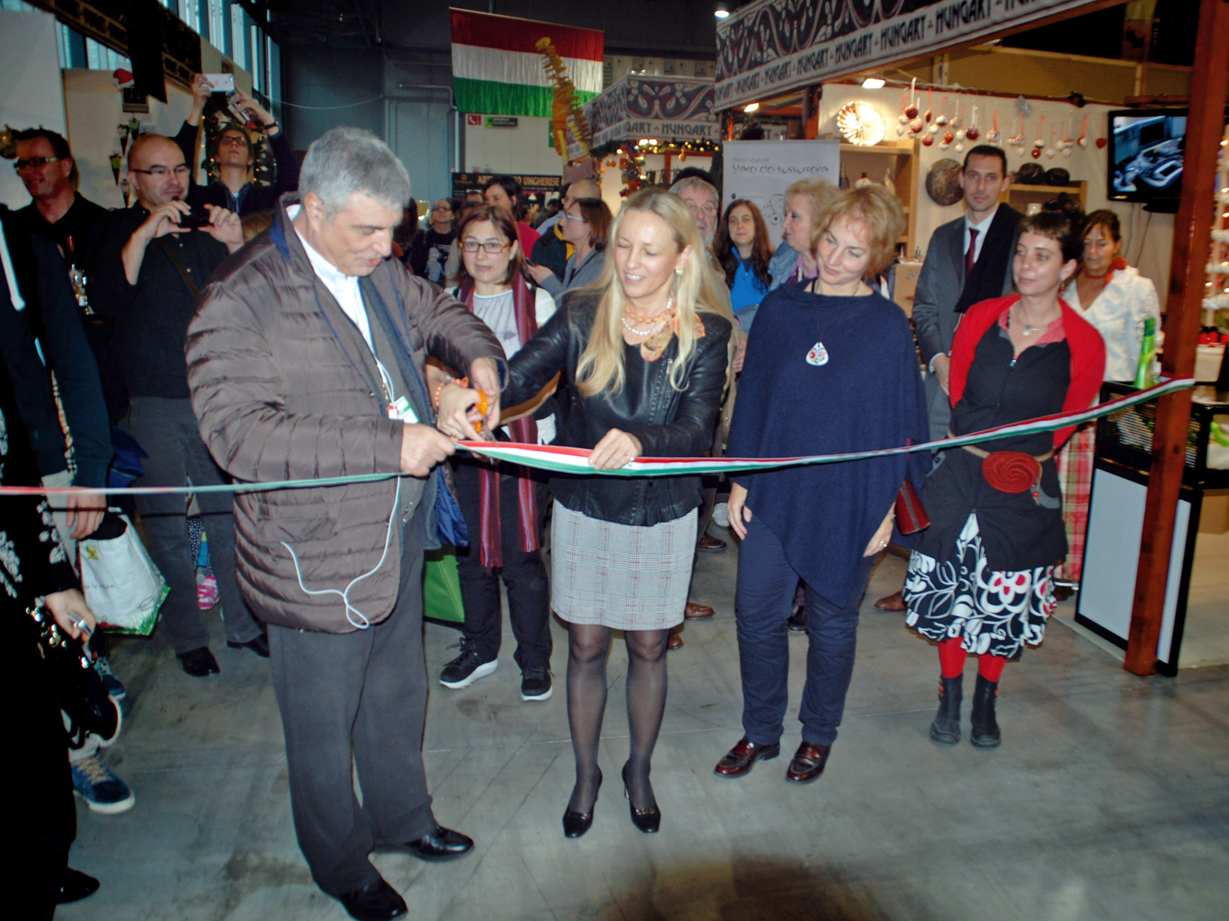 Opening - L'Artigiano in Fiera: Exhibition and Fair in Milan
