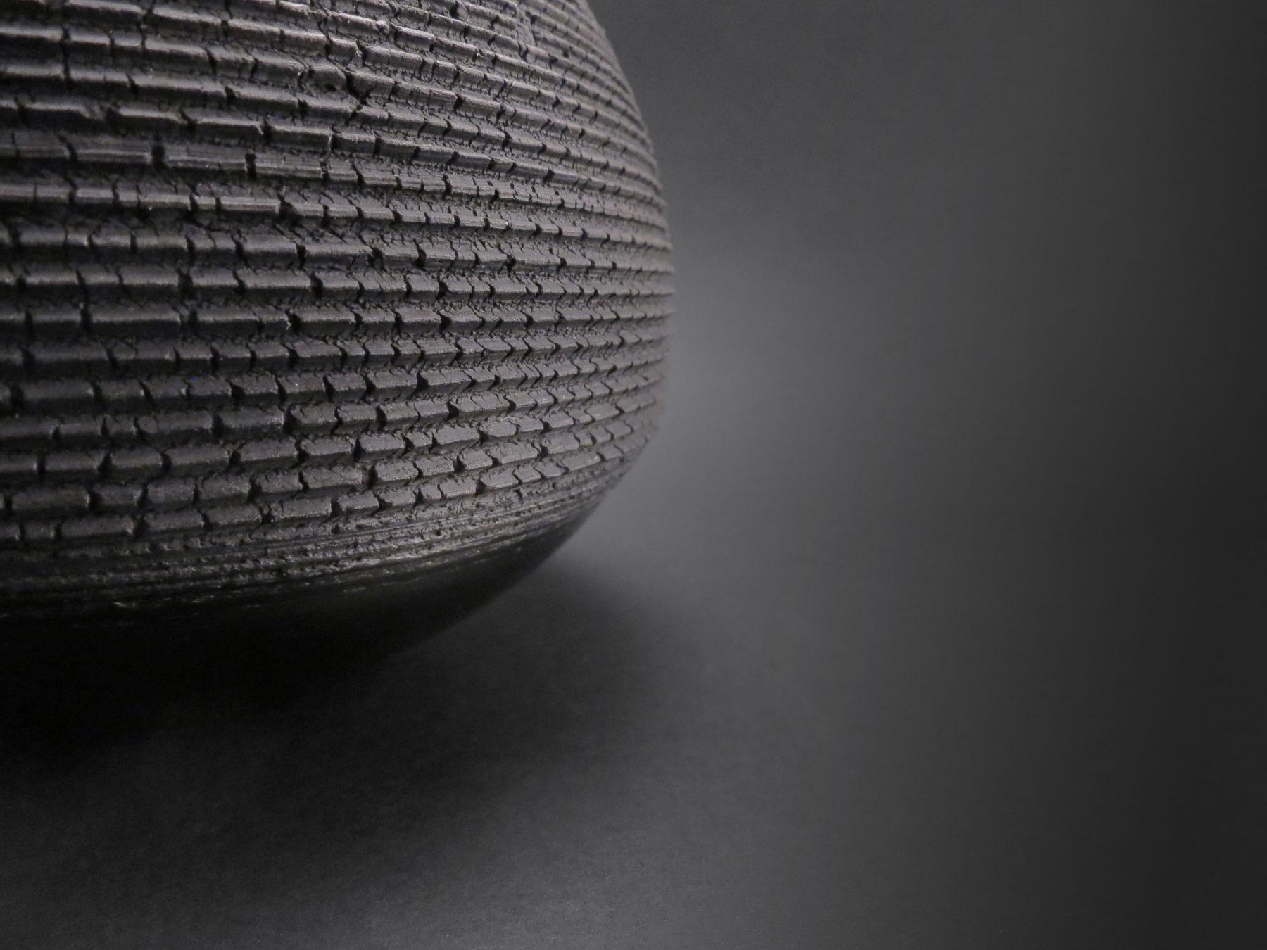 Alien Spaceship: Whispering Globe (detail) - Ildikó Károlyi