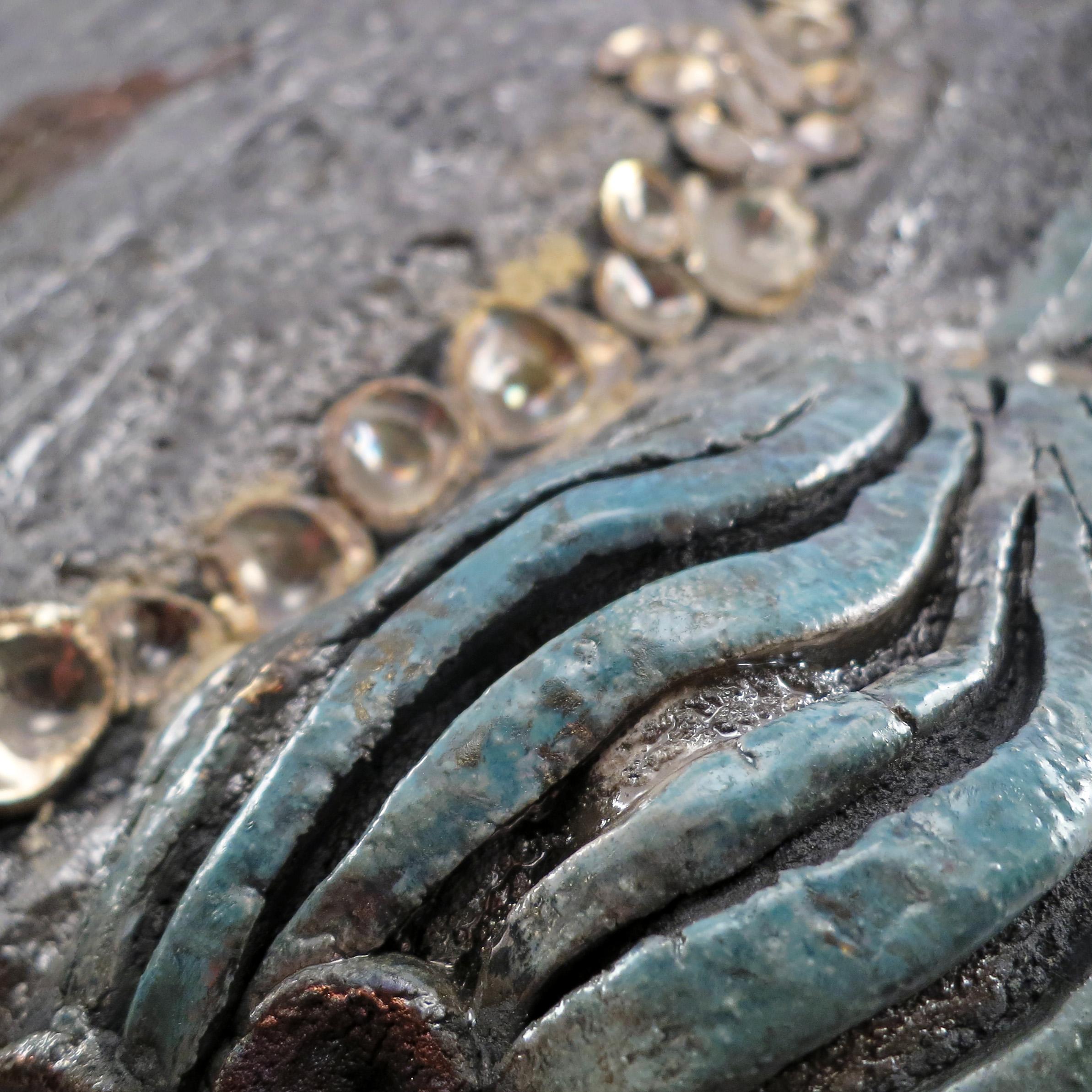 Four Elements: Air (Detail) - Ildikó Károlyi