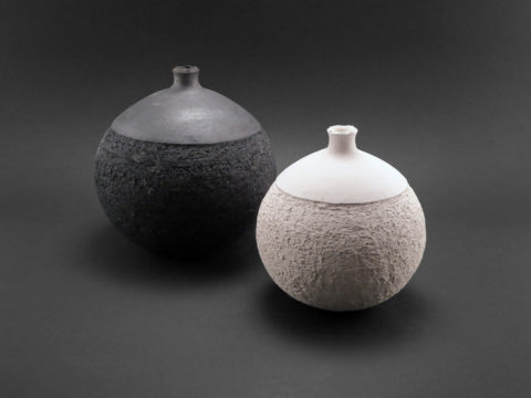 Opposites Attract: Whispering Globes - Ildikó Károlyi