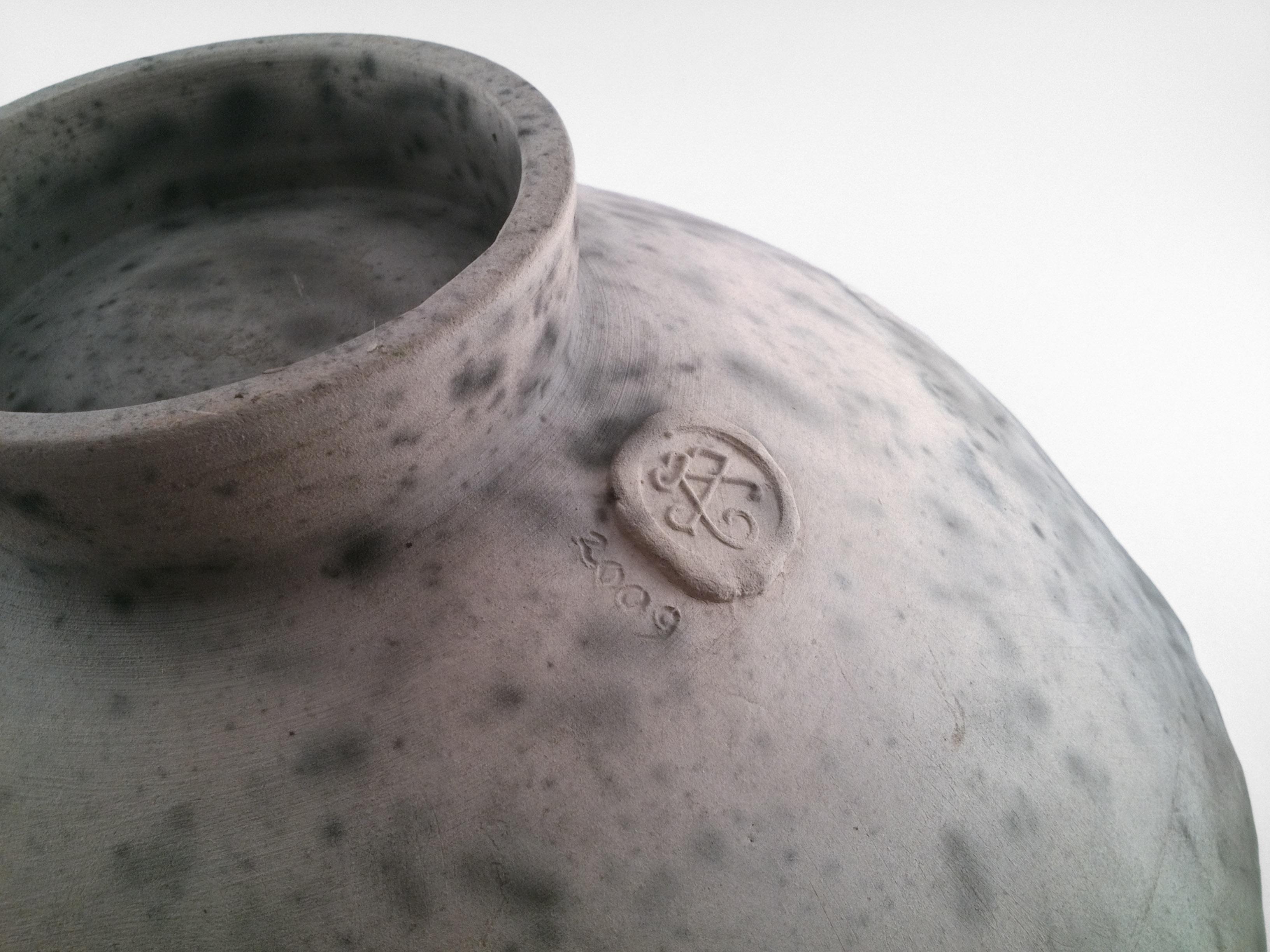 Emerald Leaf Bowl - Ildikó Károlyi