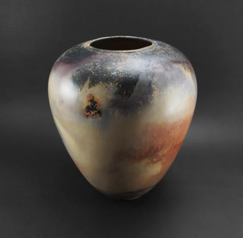 Női váza - Tükröződő nebulák - Károlyi Ildikó