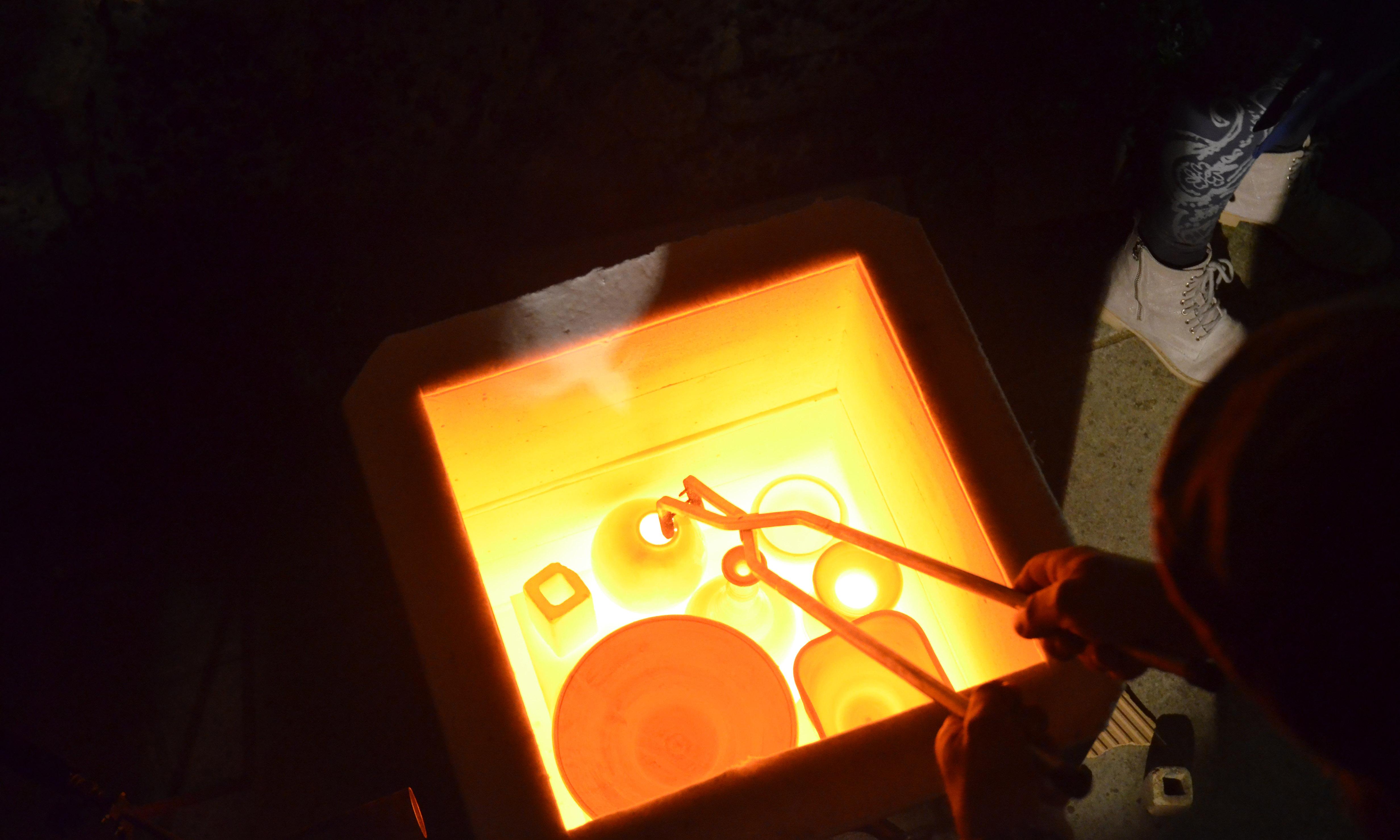 Raku Ceramics: Elemental Harmony