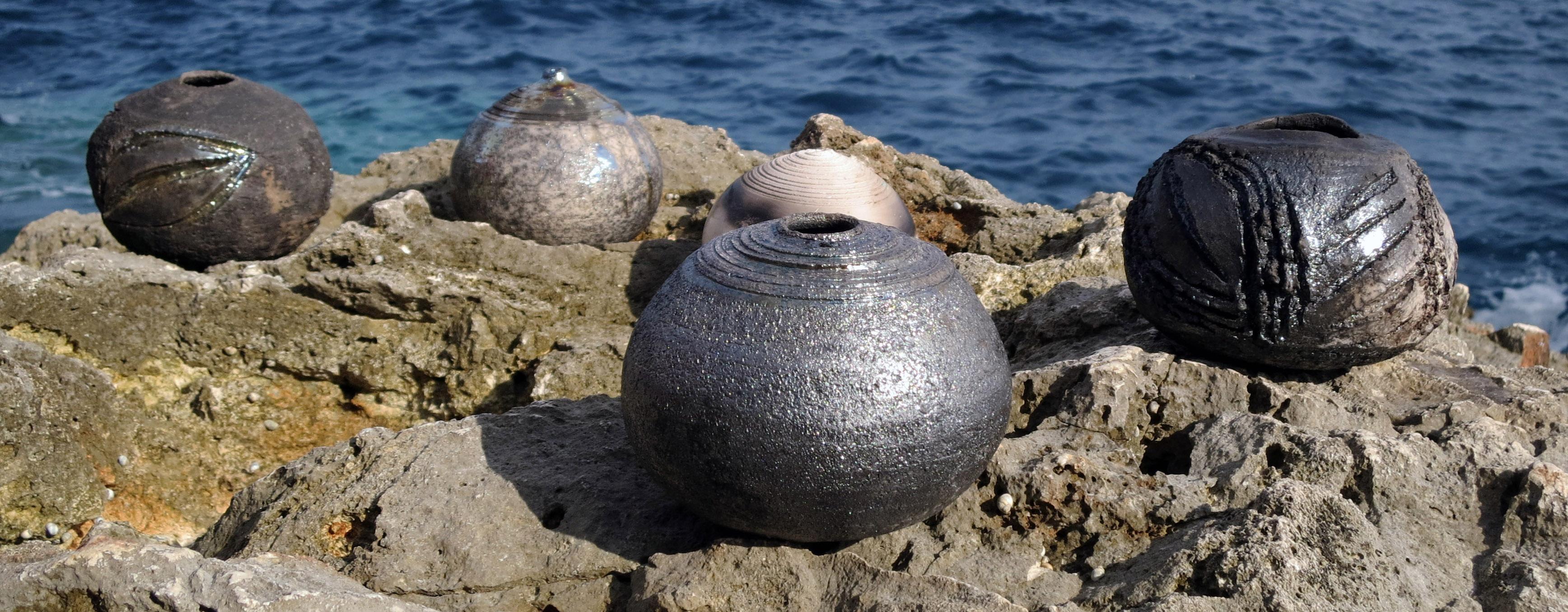 Whispering Globes from the Salento Series - Ildikó Károlyi