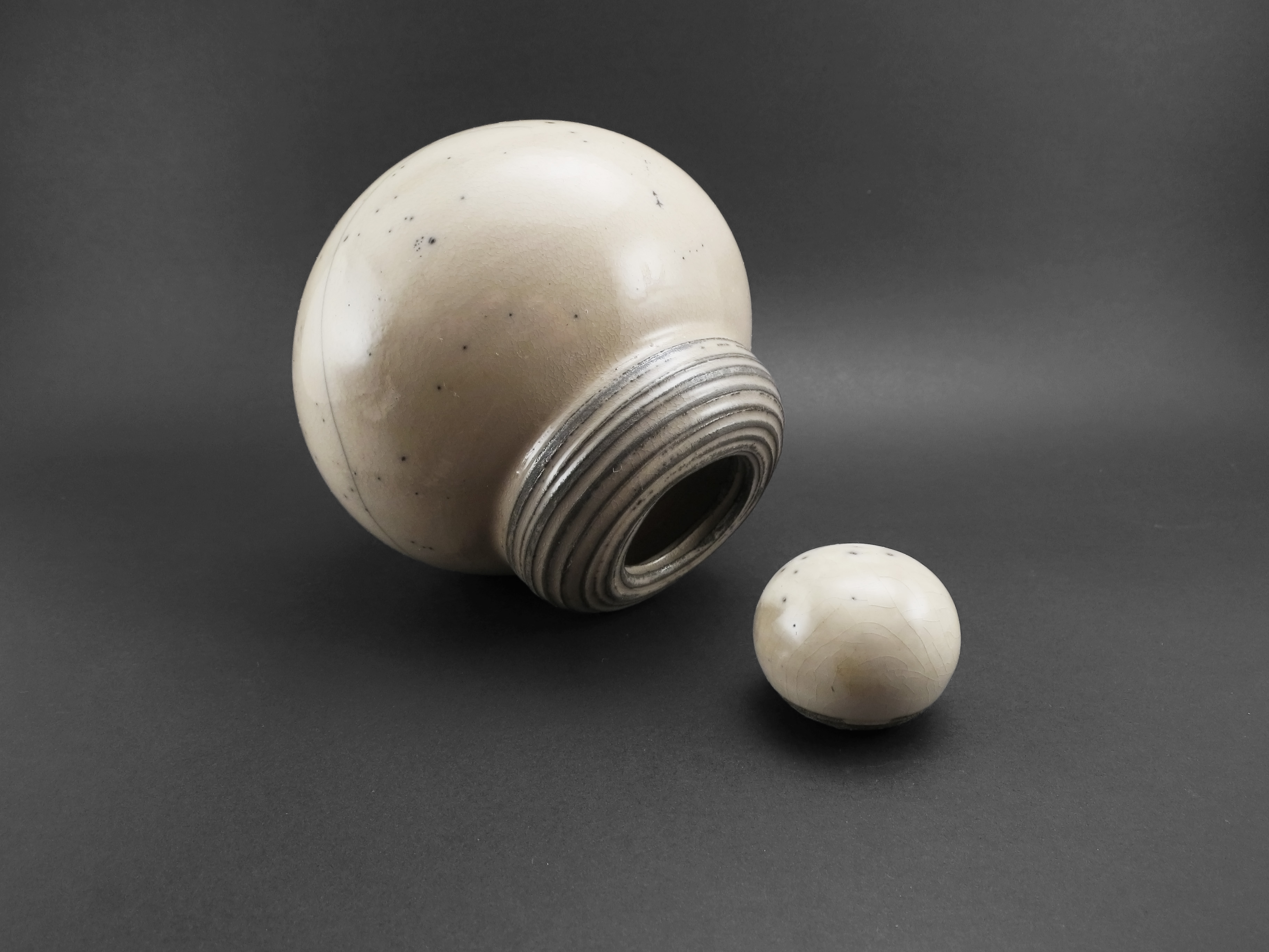 Punctum: Whispering Globe? - Ildikó Károlyi