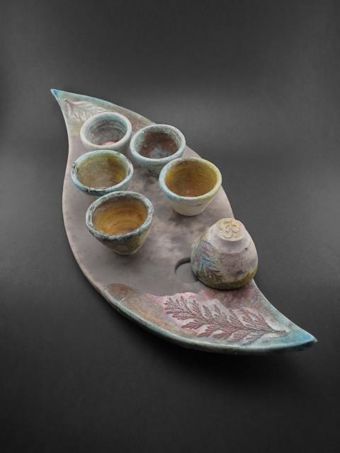 Ősi szaké hajó - Károlyi Ildikó