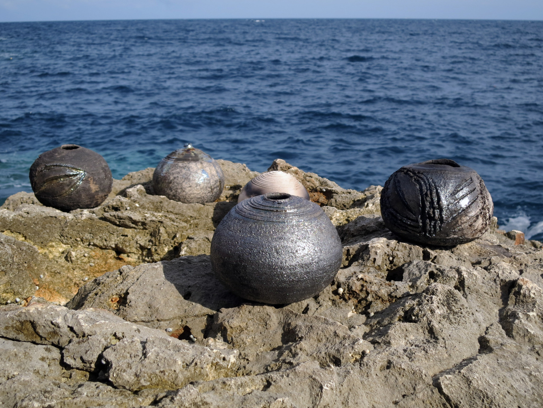 Whispering Globes from the Salento Series