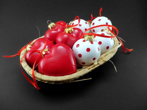 Kerámia karácsonyfadíszek - Károlyi Ildikó