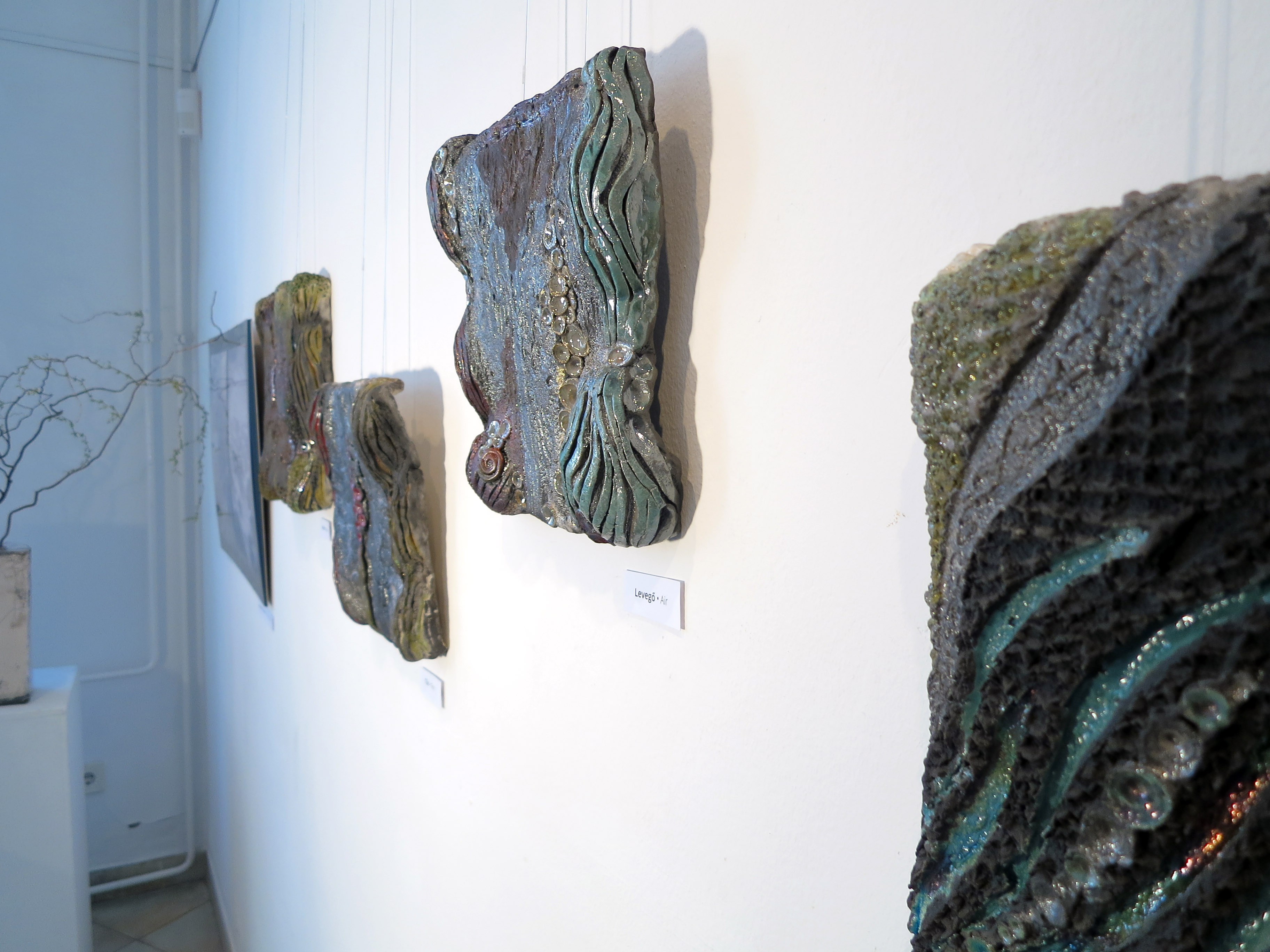 Four Elements - Tangible Universes: Solo Exhibition with Whispering Globes