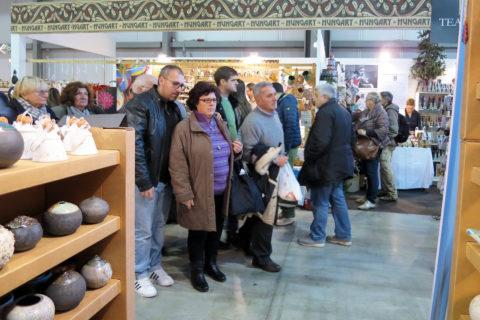 Hogy működnek a Suttogógömbök? - L'Artigiano in Fiera: kiállítás és vásár Milánóban