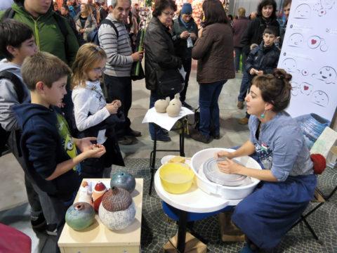 A gyerekek is szerették - L'Artigiano in Fiera: kiállítás és vásár Milánóban