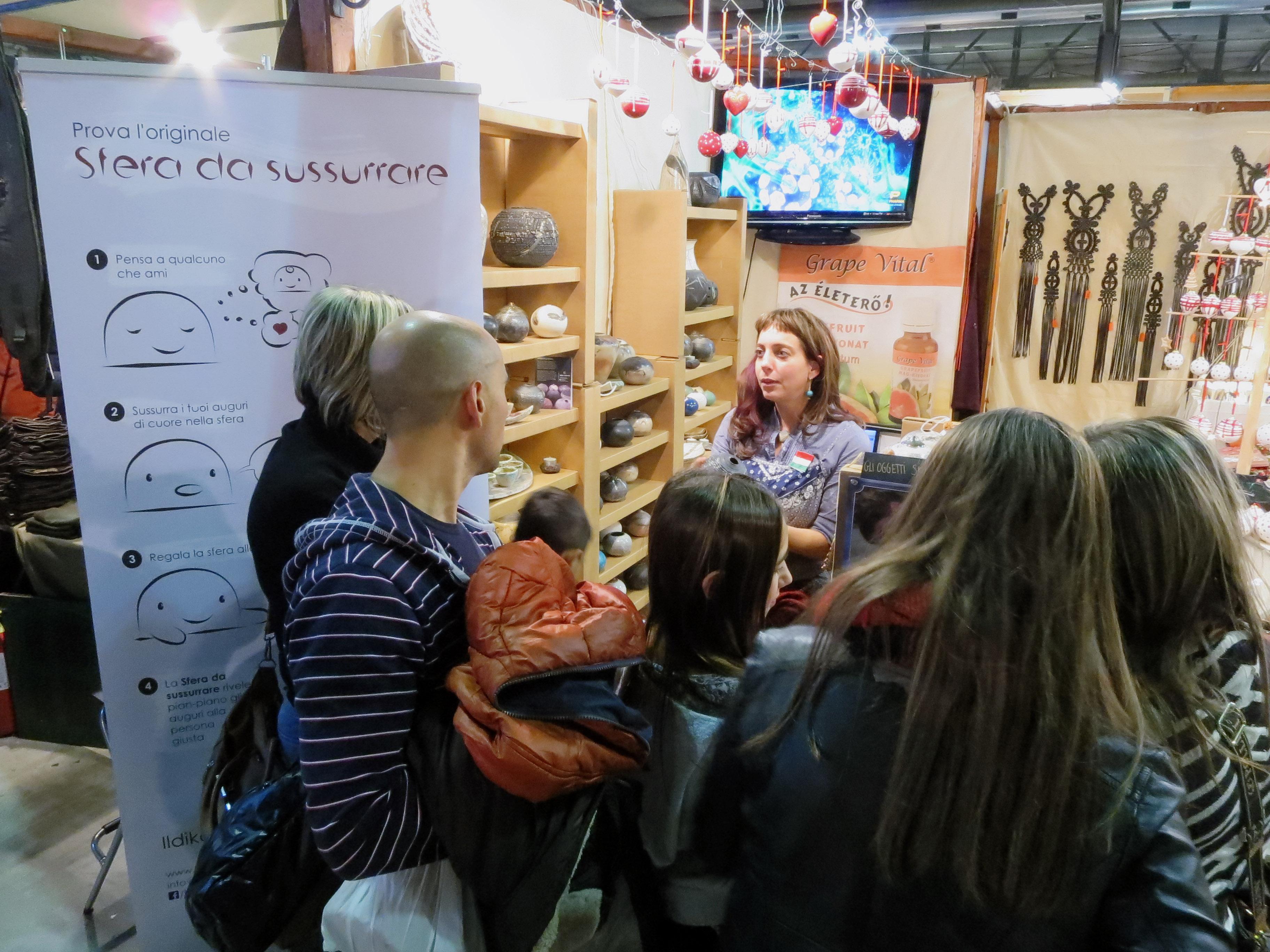 There's Plenty for Everyone - L'Artigiano in Fiera: Exhibition and Fair in Milan