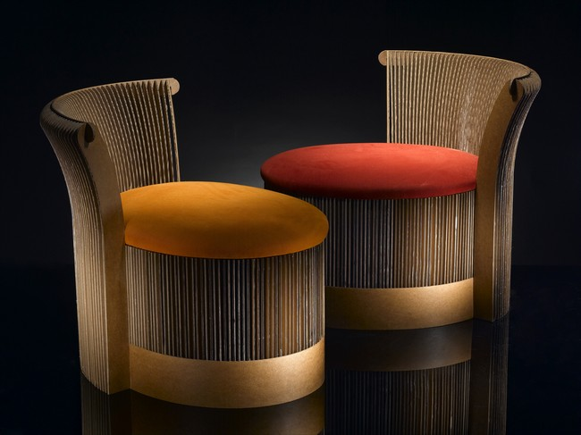 Terbe Karton Design - L'Artigiano in Fiera: Exhibition and Fair in Milan