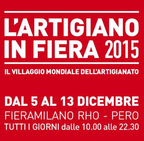Reggeltől estig, kilenc napon át - L'Artigiano in Fiera: kiállítás és vásár Milánóban
