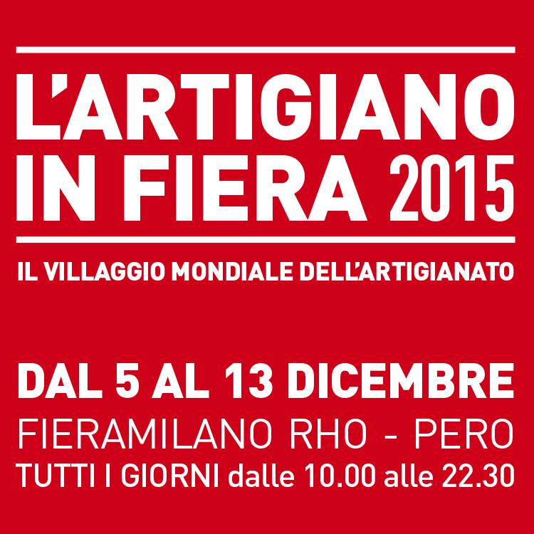 All Day Long for Nine Days - L'Artigiano in Fiera: Exhibition and Fair in Milan
