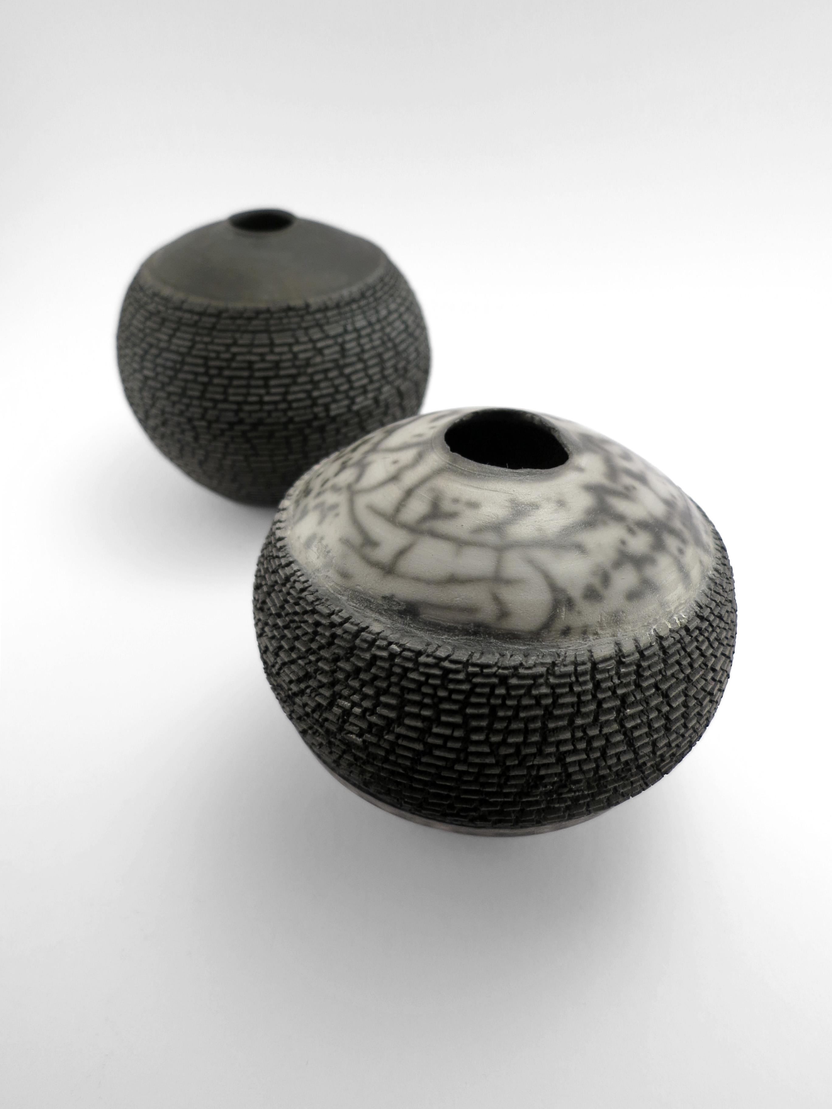 Darker than Black and Canal Craze: Whispering Globes - Ildikó Károlyi