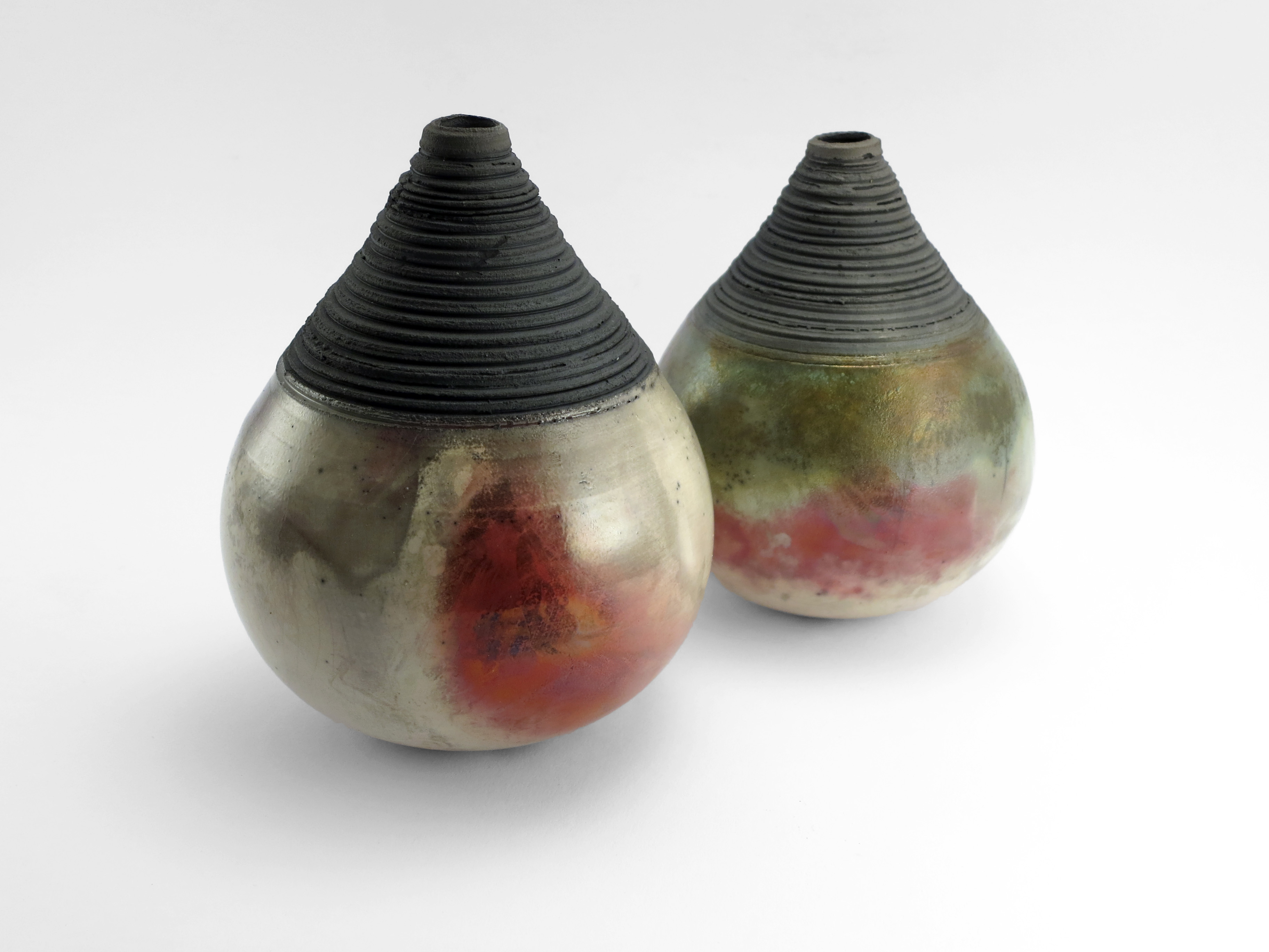 Copper Kiss: Whispering Globes from the Under the Surface Series - Ildikó Károlyi
