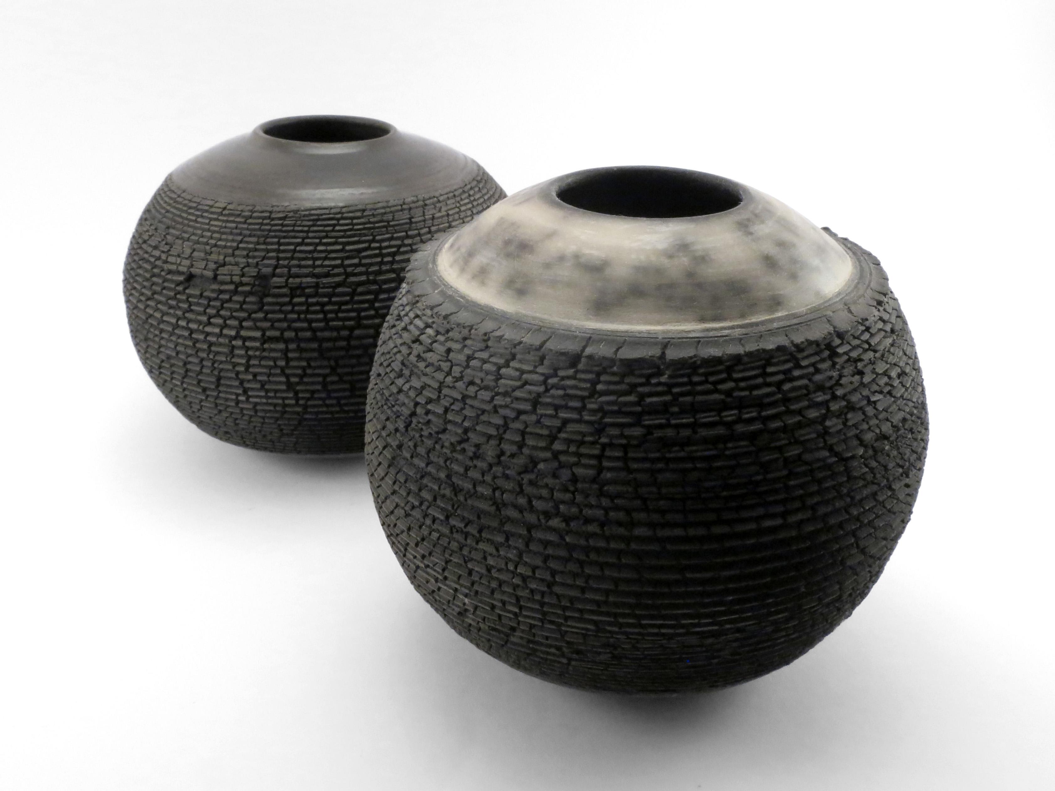 Fascination for Opposites: Whispering Globes - Ildikó Károlyi