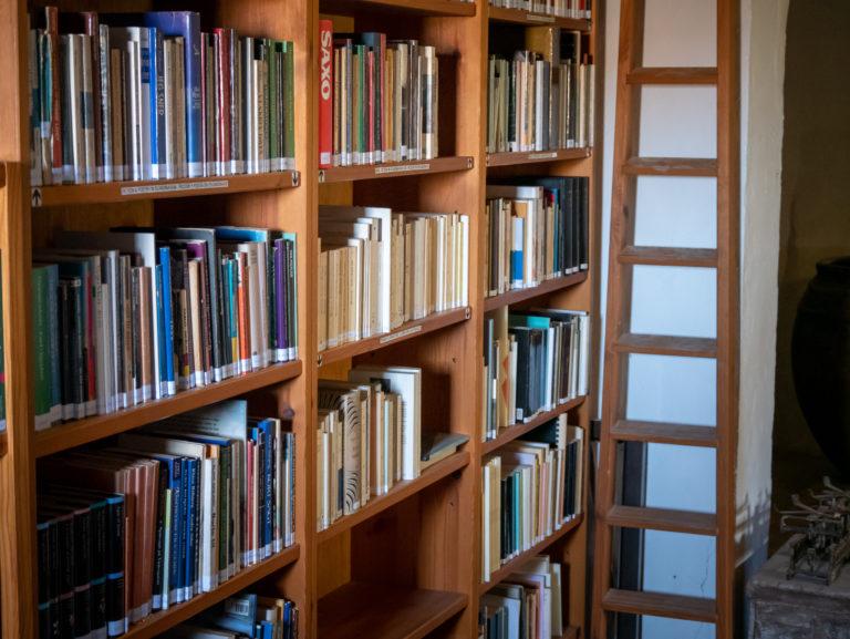 Library - Ildikó Károlyi ceramics