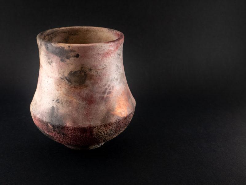 Pit-fired Vessel - Ildikó Károlyi ceramics