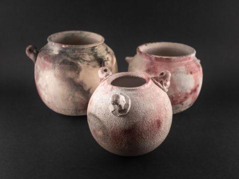 Pit-fired Vessels - Ildikó Károlyi ceramics