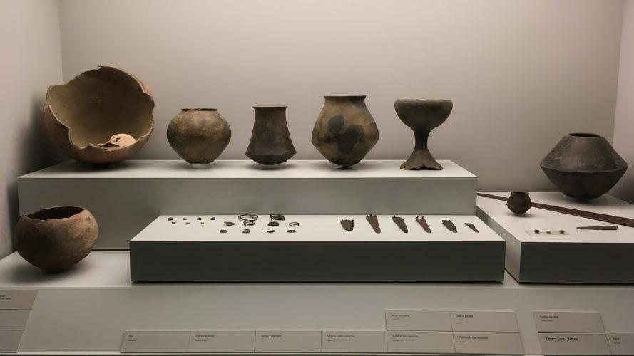 Argar cserépedények és bronzeszközök, Murcia - Károlyi Ildikó
