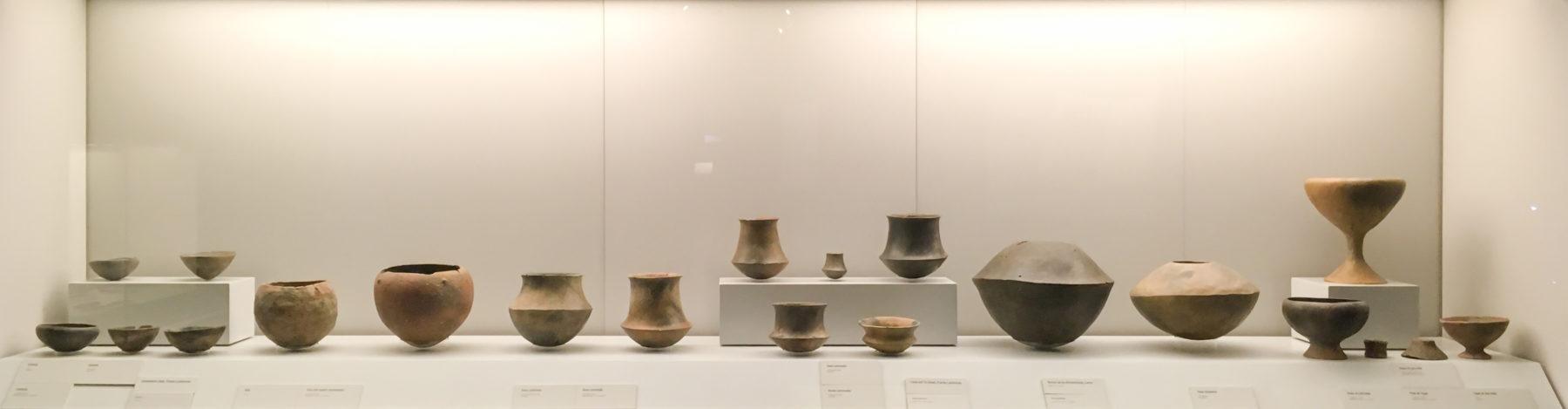Argar edények, Murcia - Károlyi Ildikó