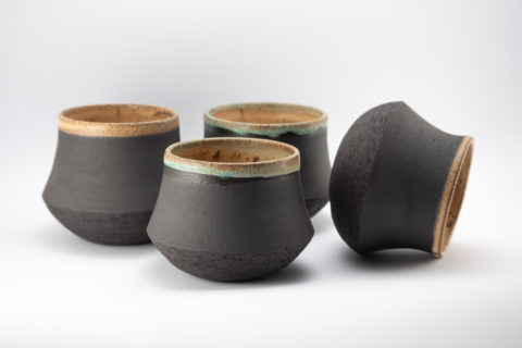 Cups from the Neolithic series - Ildikó Károlyi