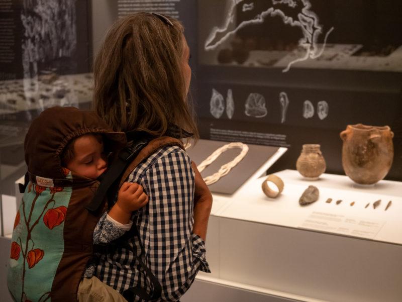 Látogatás a Malaga Múzeumban - Károlyi Ildikó