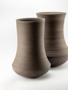 Neolithic-inspired Vases - Ildikó Károlyi