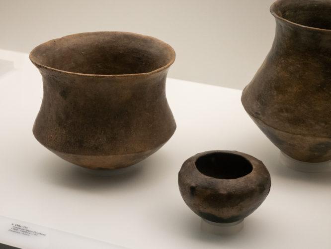 Neolit edények, Granada - Károlyi Ildikó
