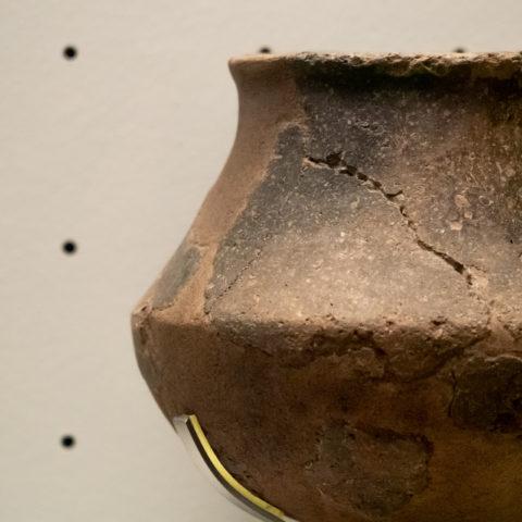Újkőkori edény füstös felülete, Córdoba - Károlyi Ildikó