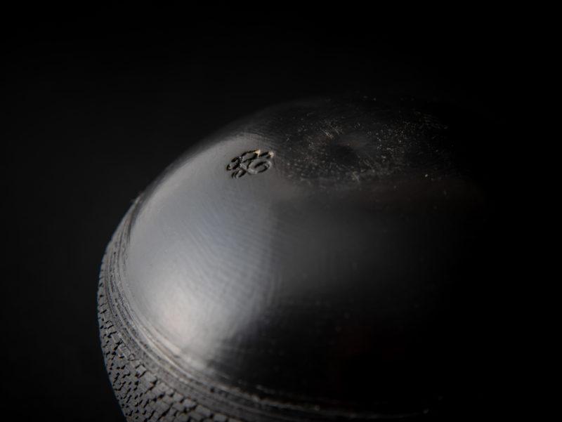 Alien Spaceship: Whispering Globe bottom - Ildikó Károlyi