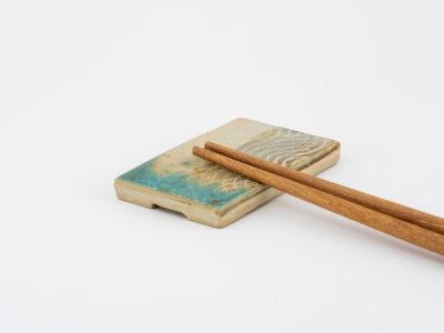 Danube Series Chopstick Holder: Ildikó Károlyi