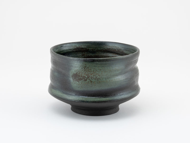 Glazed Stoneware Chawan: Ildikó Károlyi