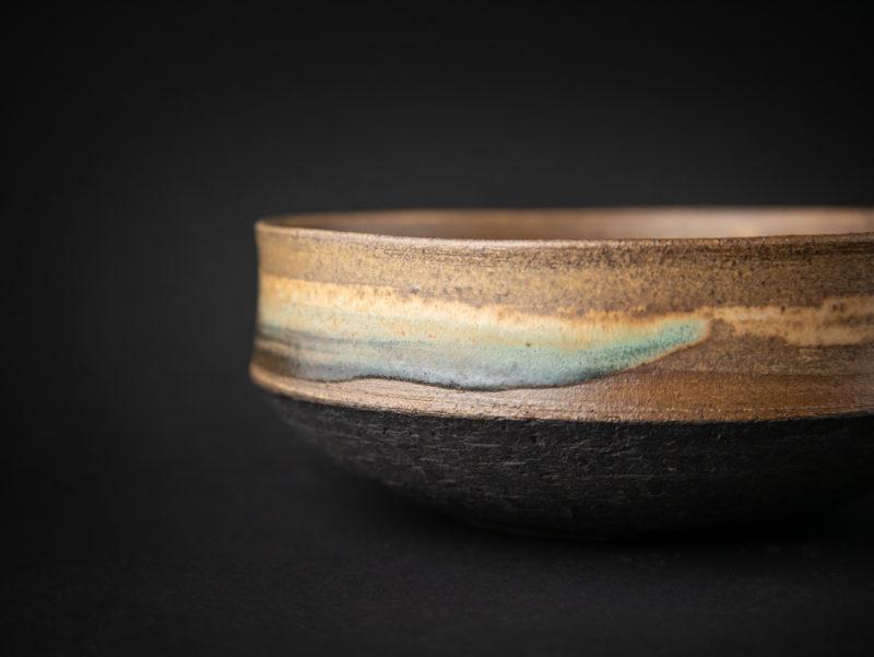 Neolithic-inspired Ceramic Bowl: Ildikó Károlyi