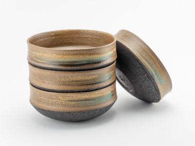 Neolithic-inspired Ceramic Bowls: Ildikó Károlyi