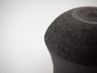 Neolithic-inspired Cup bottom: Ildikó Károlyi