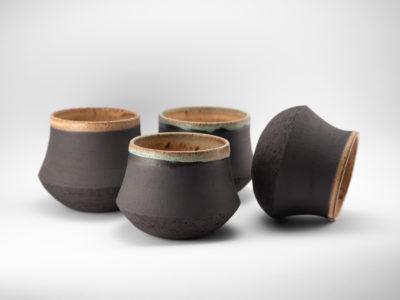 Neolithic-inspired Cups: Ildikó Károlyi