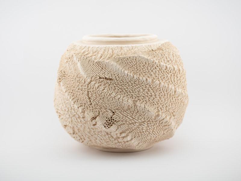 Arrakis: Ceramic Piece made for the Dune 2021 movie: Ildikó Károlyi