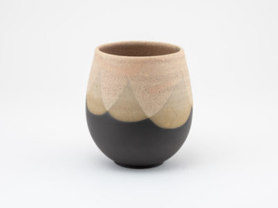 Fluff Ceramic Mate Gourd: Ildikó Károlyi