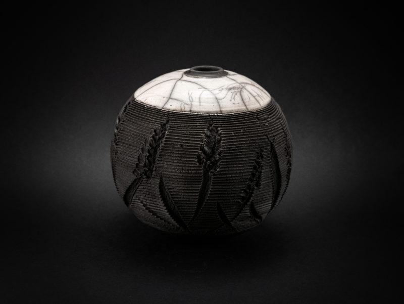 Hunger Moon: Whispering Globe by Ildikó Károlyi