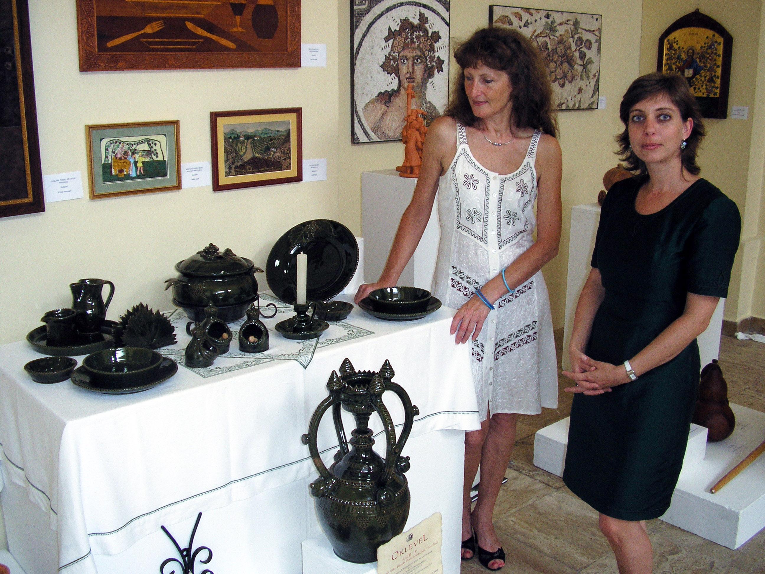 Gönczi Judit és Károlyi Ildikó