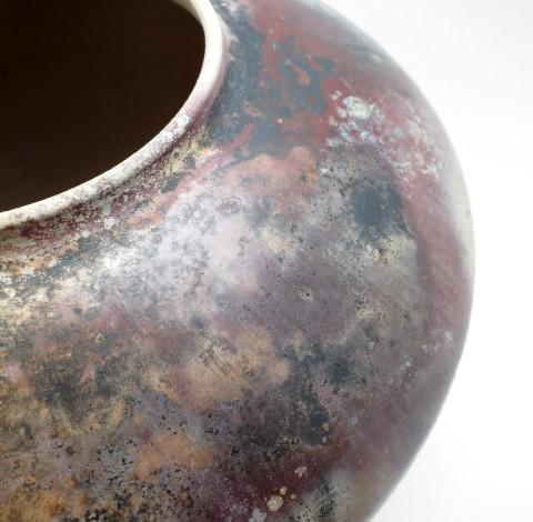 Male Vase: Reflecting Nebulae - Ildikó Károlyi